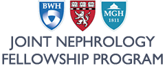 Brigham and Women's Hospital/Massachusetts General Hospital Joint Nephrology Fellowship Program Logo